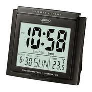 Reloj Despertador Casio Dq-750f-1d Joyeria Esponda