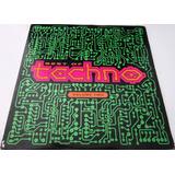 Varios Artistas - Best Of Techno Volume Two Promo Usa 2 Lp
