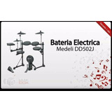 Manual Para Medeli Dd 502j Batería Electrónica