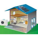 Sistema De Calefacción Solar Y Acs Para 100 M2 No Presurizad