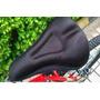 Capa Para Banco Bike Gel Bicicleta Anatômica Spinning Selim