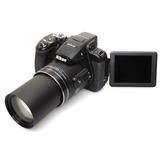 Camara Nikon Coolpix B700 20 Mp Y Un Super Zoom De 60x