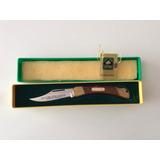 Canivete Clássico Puma Deer Hunter De 1978 Novo Na Caixa!