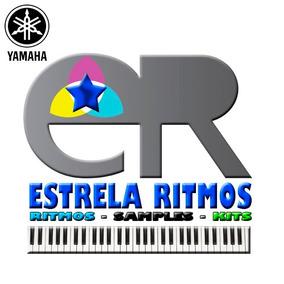 Ritmos Yamaha Psr S650 - Forró - Sertanejo - Rock Nacional