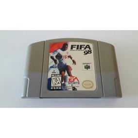 Fifa 98 Nintendo 64 Original N64