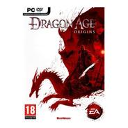 Dragon Age Origins Juego Pc Original Fisico Dvd Box