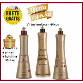 Kit Royal Lyss Mutari - 3 Itens