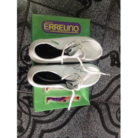Zapatos De Enfermera Erreuno Talla 35