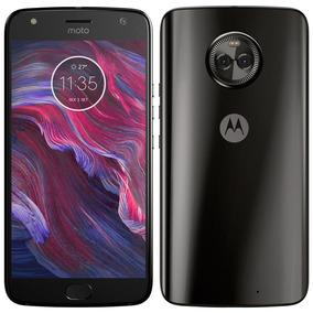 Smartphone Motorola Moto X4, Câmera Traseira 12+8mp,32gb