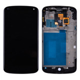 Tela Touch Display Lcd Lg Google Nexus 4 E960