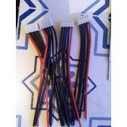 Plug Conector 5 Vias P/ Bateria 4s