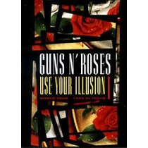 Dvd Guns N Roses Use Your Illusion 1