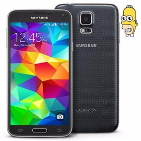 Celular Samsung Galaxy S5 4g G900v 16gb Color Negro