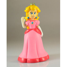 Muñeca Princesa Peach Super Mario Bros Juguete Niña