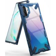 Funda Galaxy Note 10 Plus Ringke Fusion X Rigida Original