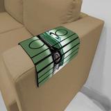 Esteira Bandeja Porta Copos Carro Antigo Verde