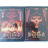 Diablo Ii Special Limited Edition Pc Game Cd Blizzard Trqs 2