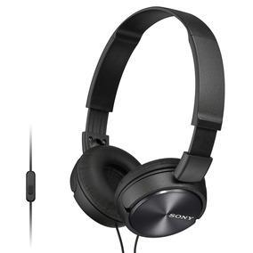 Fone De Ouvido Sony Headphone Mdr-zx310ap Preto