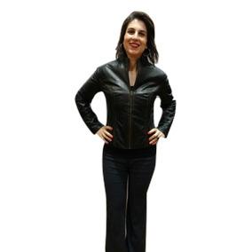 Campera De Cuero Modelo Vero Excelente Calidad Guns Leather