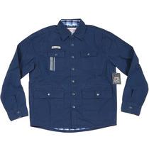 Jaqueta Masculino Troy Lee Service Azul Marinho