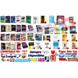 Kit Éxito En Los Negocios 170 Libros Pdf+ 80 Audios Mp3