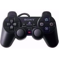 Kit 2 Controles Manetes Joysticks 100% Original Ps2 Sony