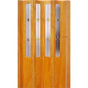 fabrica puerta plegadiza de madera aberturas en mercado