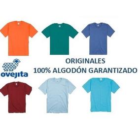 Franelas Ovejita Originales Por Color Tallas (14 A Xl)