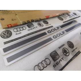 Faixa Soleira Golf Original Volkswagen 1je853805h