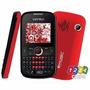 Celular Venko Carisma Qbqs 4 Chips Mp3 Novo Preto / Vermelho