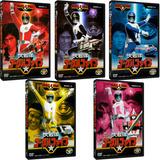 Série Goggle Five Completa 10 Dvds
