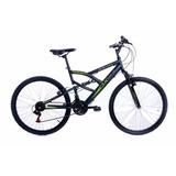 Bicicleta Aro 26 Ox-bikes Rs Full 21v