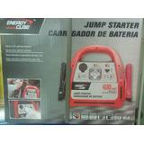 Auxiliar De Partida Jumper Start 400 Amp Novo Energy Cube !!