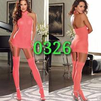 Hermoso Babydoll Diseño Exclusivo Atrevido Sexy Unico Hot