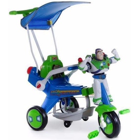 Triciclo Buzz Light Year Toy Story Infanti Nuevo Original