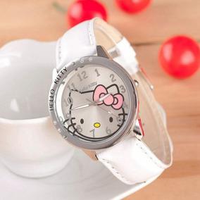 Reloj Hello Kitty! Modelo Para Damas Envío Gratuito!