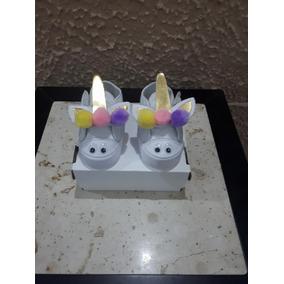 Zapatos Para Bebe De Unicornio