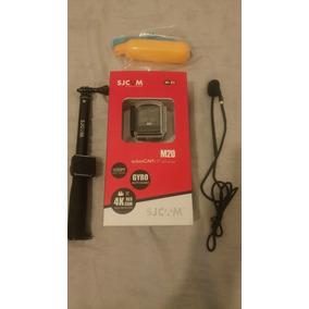Camera Sjcam M20 Com Microfone Externo Dudacell Motovlog