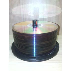 Paquete De 10 Dvd-r Marca Polartek 4.7 Gb 120 Min