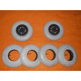 Llantas Primo 200x50 & Neumatico 8x2