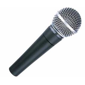 Shure Sm58 Lc Microfone Profissional Original Mexico