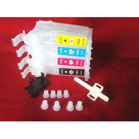 Kit Reposição P/ Cartuchos Bulk Xp214 Xp411 Xp204 52 Peça
