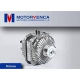 Motor Ventilador De 10w Y 18w 110voltios Motorvenca Original