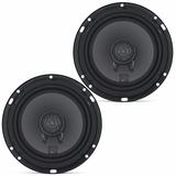 Alto Falante Kit Coaxial 6 Pol 100w Rms Nar Audio 600 Cx1 Sp