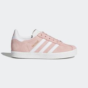 adidas gazelle rosa pastel