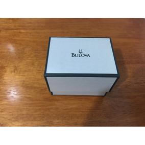 Reloj Bulova De Dama, Caja Original.