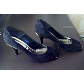 Elegantes Zapatillas Macarena Gutierrez