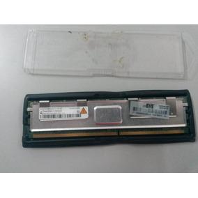 Memoria 2gb 2rx4 Pc2 5300f Usadas Hp Para Servidores