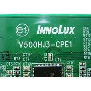 Tcon Placa  Samsung Un58h5203 Cod. V500hj3-cpe1 Com 2 Flat