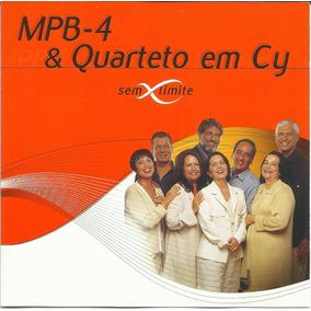 Mpb- 4 & Quarteto Em Cy - Sem Limite (2cds Como Nuevo)
